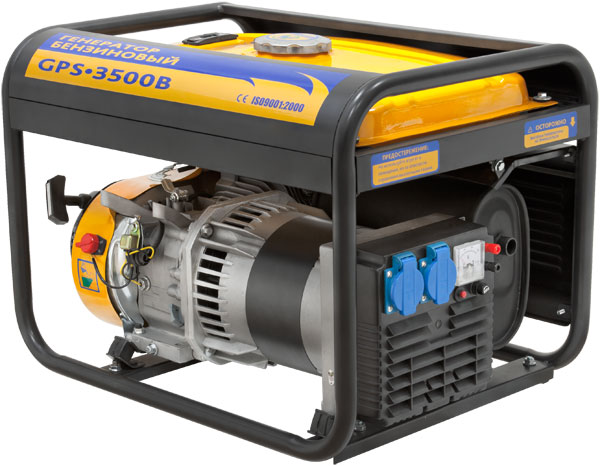 Бензиновый генератор spg 2700 Бензиновый генератор